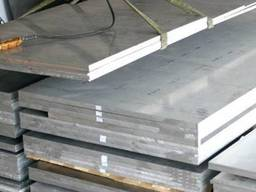 Плита алюминиевая Д16Т (2024 Т351) 18х1500х4000 мм