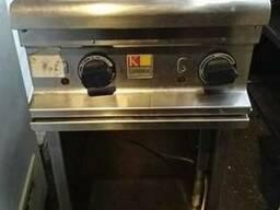 Плита б/у двухконфорочная Kogast EST-27/P для ресторанов