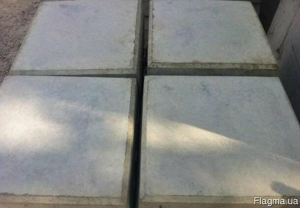 Плита тротуарная 8К8 1000х1000х80 мм