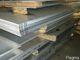 Плиты из алюминиевых сплавов