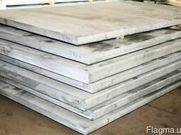Плита алюминиевая 20х1200х3000мм марка 2024 Т351 цена гост