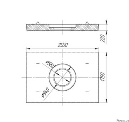 Плита железобетонная пд6 варианты железобетонных каркасов