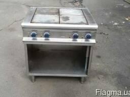 Плита бу промышленная электрическая для кухни общепита