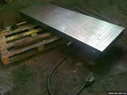 Плита электромагнитная 2000х630мм.