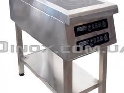 Плита индукционная 2-х конфорочная стационарная