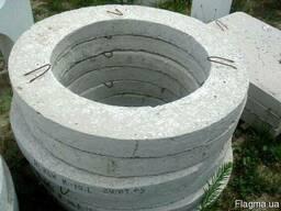 Плита КО-6 (кольцо опорное) купить, цена