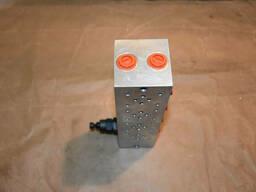 Плита монтажная импортная NG10 3х секционная с клапаном. ..