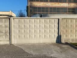 Забор 4000х2500мм П6В