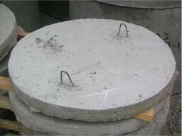 Плита перекрытия колодца ПП 10-2 1200х150 мм
