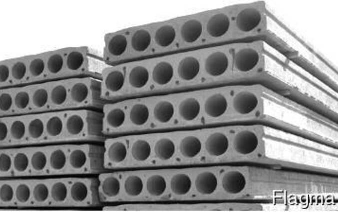 Плита перекрытия ПК 30-15-8
