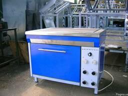 Плита электрическая промышленная ЭПК-4Ш