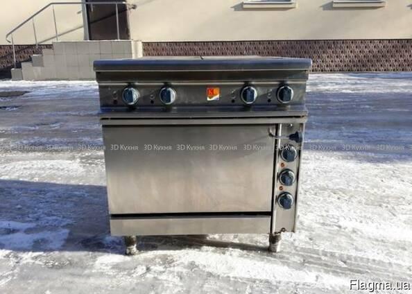 Плита с духовкой Kogast б/у электрическая! Супер цена!