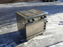 Плита с духовкой Kogast б/у электрическая! Супер цена! - фото 2