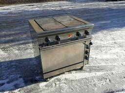 Плита с духовкой Kogast б/у электрическая! Супер цена! - фото 4