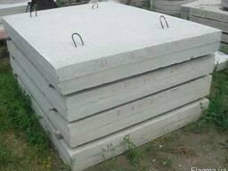 Плити тротуарні бетонні 8К8