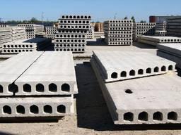 Плити перекриття зі скошеними торцями ПК 40-12-8 К2 582 3980, 2790, 10001068