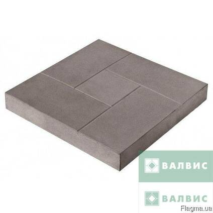 Плитка бетонная тротуарная 40х40 от производителя
