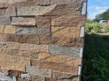 Плитка фасадная из натурального природного камня сланец - фото 5