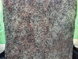 Гранитная плитка Гранат