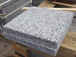 Плитка гранитная (плиты мощения) термообработанная - фото 2