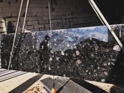 Плитка из Лабрадорита в полосе