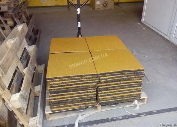 Резиновая плитка купить в Украине