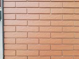 Плитка клинкерная Brickstyle Baku терракотовый 250х60мм