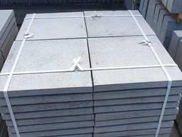 ЭКО-Плитка тротуарная (пешеходная) армированная 5П. 7-И (750х500х70)