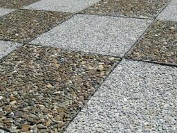 Плитка тротуарная декоративная Галька / Гранит