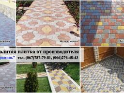 Плитка тротуарная и фасадно-облицовочная в Одессе - photo 7