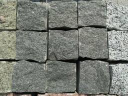 Плитка тротуарная из гранита