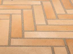 Плитка тротуарная. Stroeher Spaltklinker 123 (ригель).