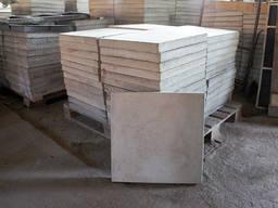 Плитка тротуарная 5к6 (500х500х50 мм)