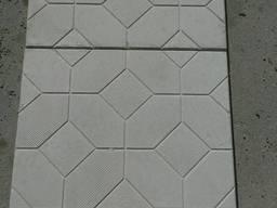 Плитка тротуарная вибролитая от производителя