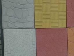 Плитка вібролита 300*300*30 в асортименті колір