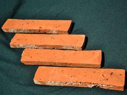 Плитка з цегли, плитка зі старої цегли, плитка из кирпича, Австрійська, Польська цегла