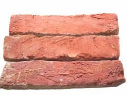 Плитка зі старої цегли, плитка из старинного кирпича