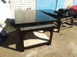 Плиту стол поверочную размер 1500х1000 мм