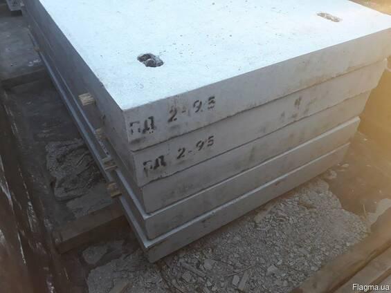 Плиты дорожные ПД 2-9,5 1500х3000х180