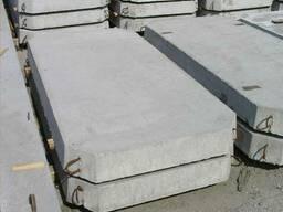 Плиты дорожные ПД 2-9.5-С