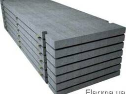 Плиты дорожные ПДС (0,16х1,5х3,0)