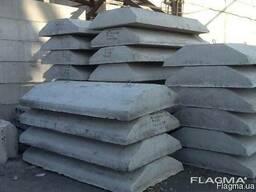 Плиты ленточных фундаментов ФЛ 14. 24-2