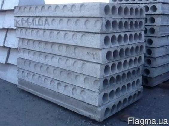 Плиты перекрытия 6,0-6,4 м