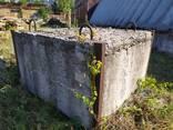 Плиты перекрытия бетонные, противовес и др. - фото 5