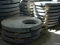 Плиты перекрытия колодцев КЦП 10-1 1160х700х150