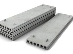 Плиты перекрытия ПК 9, 7 - 11, 5 м на итальянском оборудовании