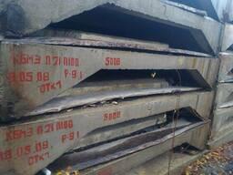 Плиты перекрытия пустотные и шатровые б/у