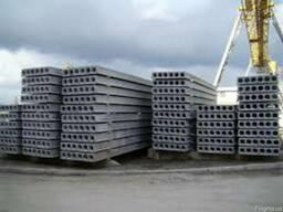 Плиты перекрытия ширина 1,50 метра в Киеве,ЖБИ цена низкая
