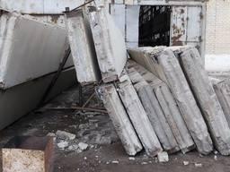 Плиты, плита ЖБ (стеновая, покрытия) ПСЛ, ПК, ПКЖ 12х1,2м 12х1,8м