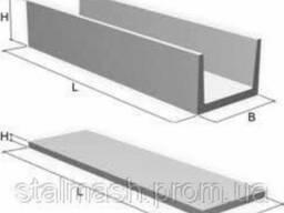 Плиты покрытия плоские и ребристые (ПТ 12. 5-11-9, ПТП. ..